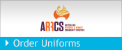 ARRCS uniforms