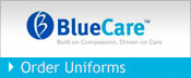 Blue Care uniforms