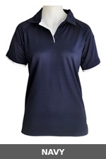 Ladies Cottonrich Polo Short Sleeve