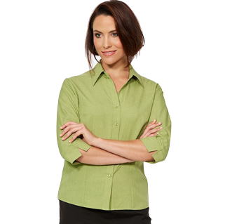 Climate Smart Blouse - Semi Fit - 3/4 Sleeve