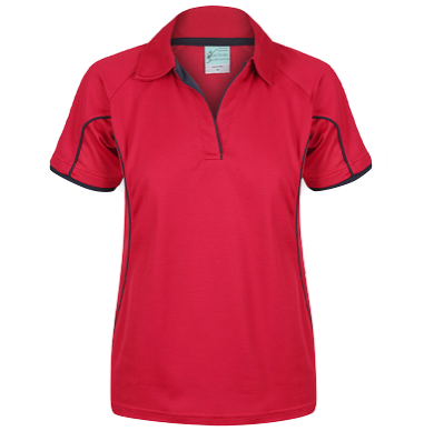 Fire Cottonrich Polo Short Sleeve - Click to enlarge picture.