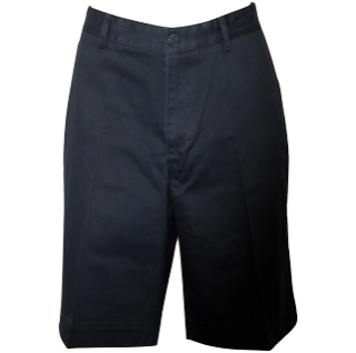Navy Chino Shorts - Click to enlarge picture.