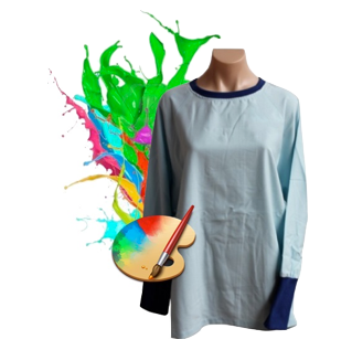 Adult Art & Gardening Smocks - Click to enlarge picture.