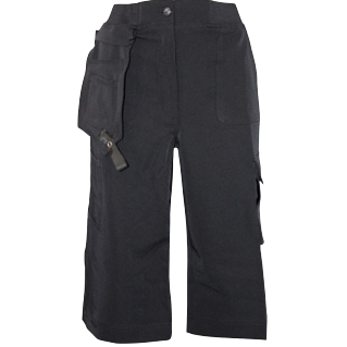 Navy Corporate Utility 3/4 Pants