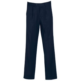Navy Trousers - Click to enlarge picture.