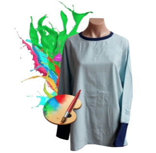 Painting & Craft Activity Smocks - Click to enlarge picture.