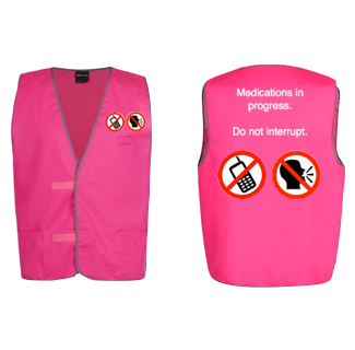 Medications Safety Vest