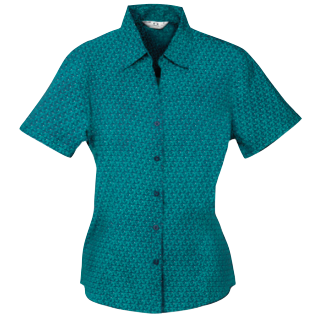 Oasis Printed Shirt - Click to enlarge picture.