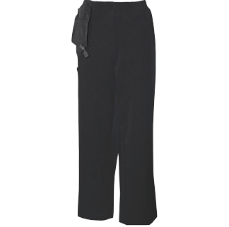 Navy Corporate Utility Long Pants