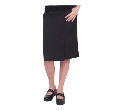 Black Pleat Skirt - Click to enlarge picture.