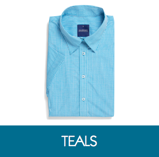 Blouses & Polos - Teals